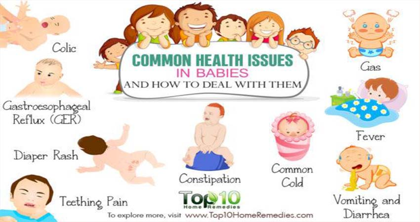 Few Common Health Problems Postnatal and How to Deal with Them